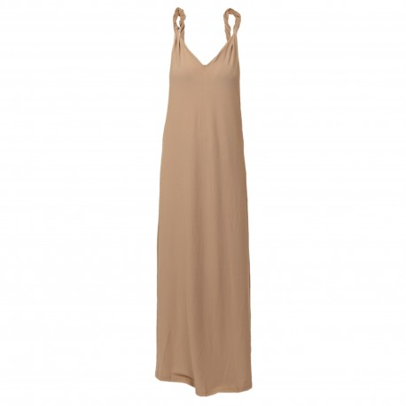 MOLLY STRAP ANKLE DRESS