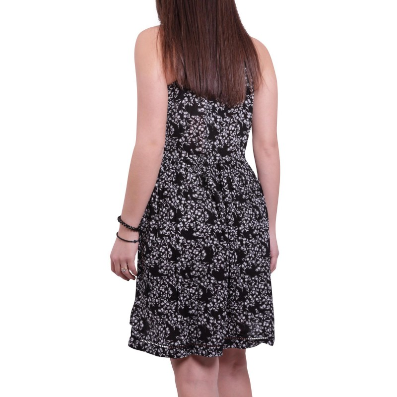 ESSENTIAL PRINT CAMI DRESS