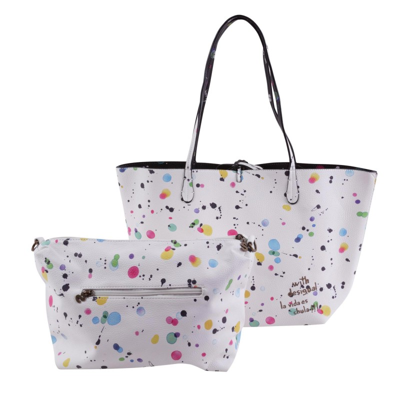 BOLS_CAPRI NEW SPLATTER SHOULDER BAG