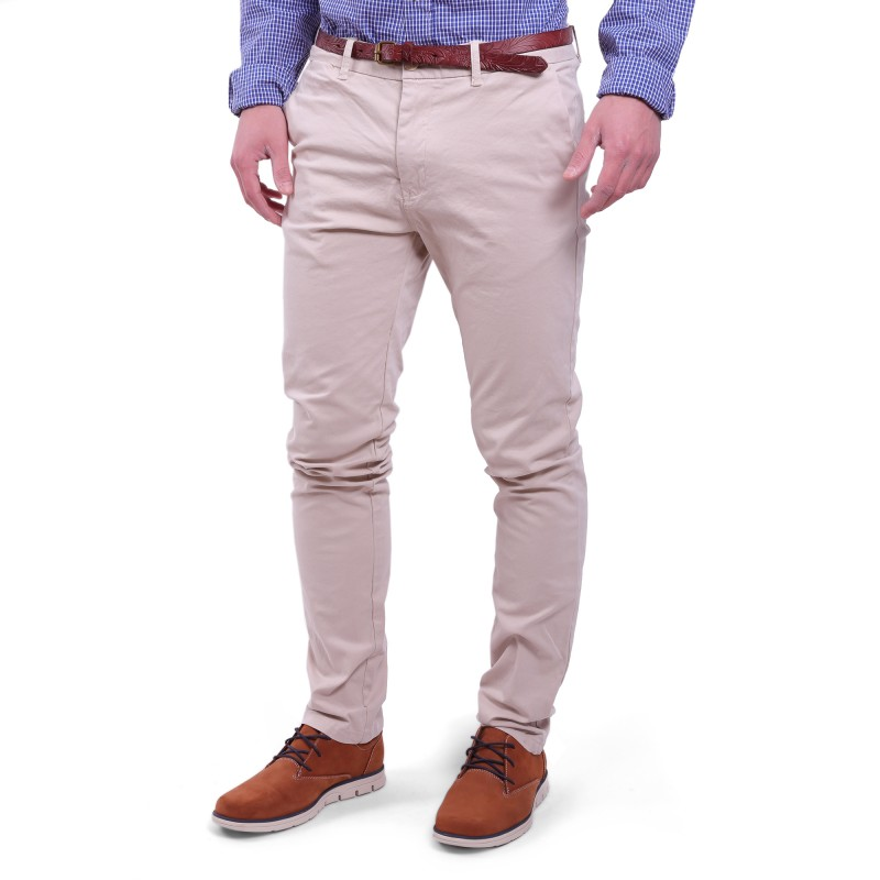CLASSIC GARMENT DYED CHINO PANT