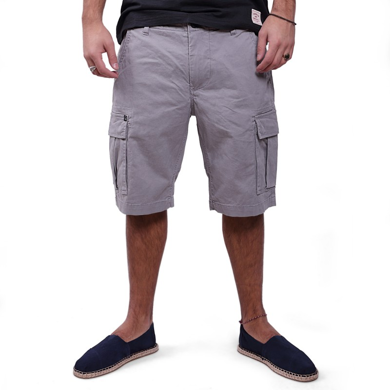 MENS STRETCH CARGO SHORT
