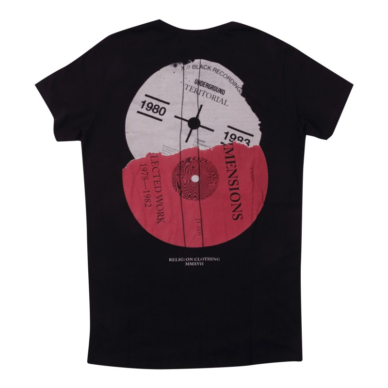 STUDIO RECORDS TEE