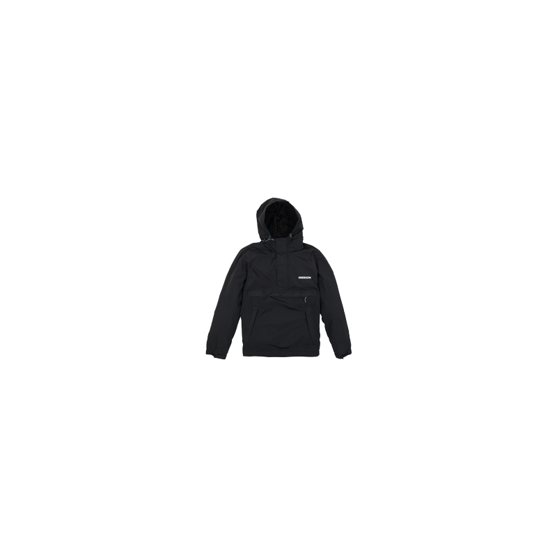 MENS PULL OVER JACKET WITH HOOD