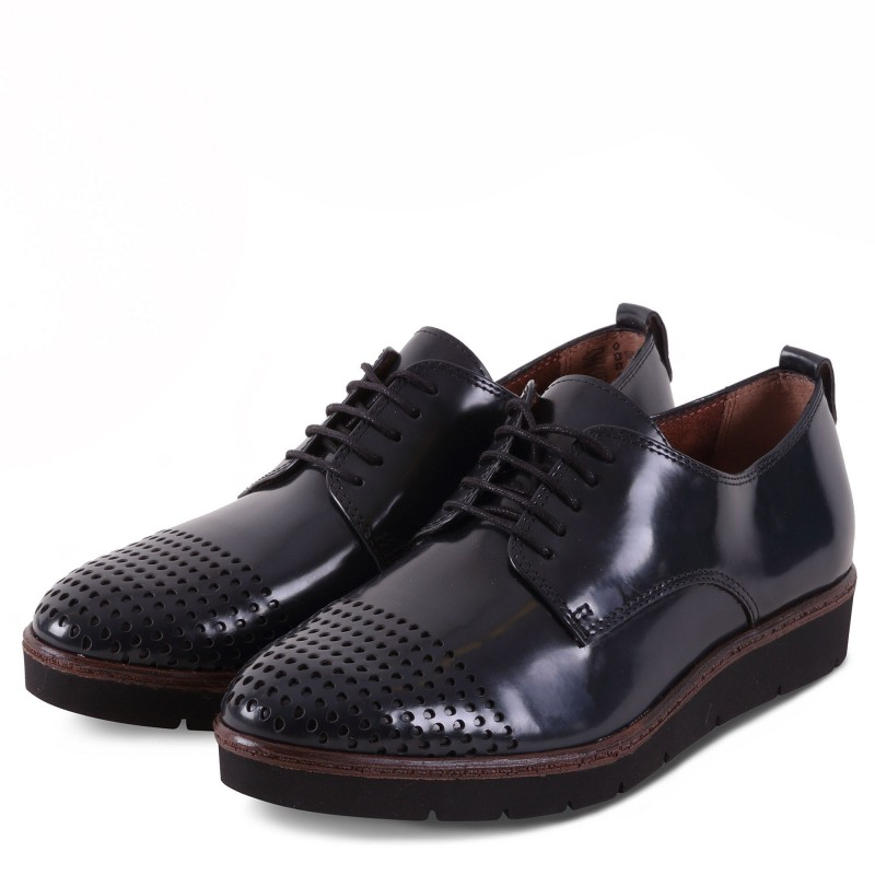 Oxford Shoes Tamarism Brown