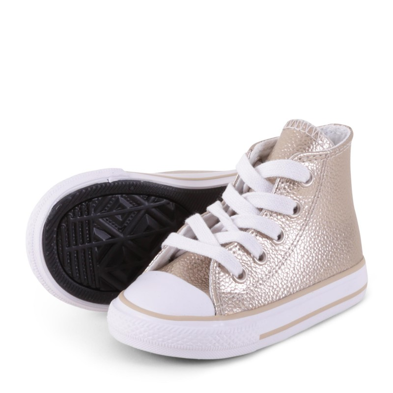 Converse All Star Chuck Taylor HI LIGHT GOLD 753344C