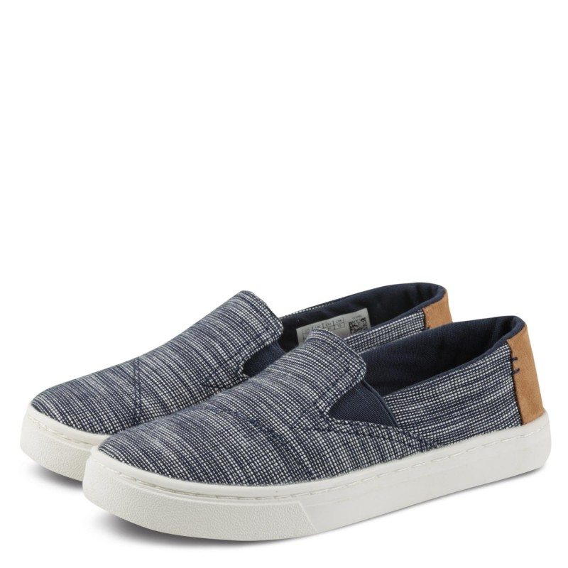 Toms Luca Navy Striped 10011484 Σκούρο Μπλε