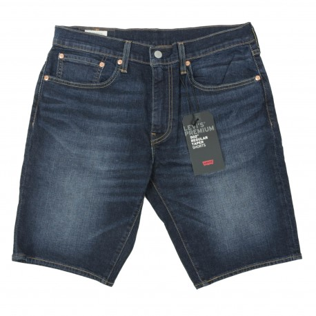 BOTTOM 502 TAPER HEMMED SHORTS