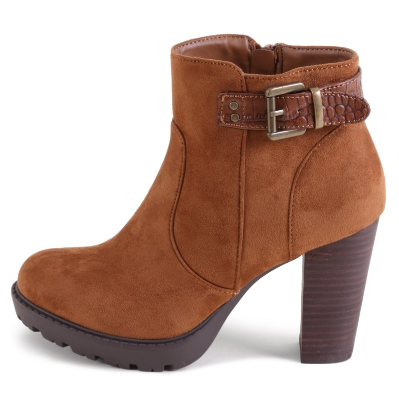 CAMUCIA ANKLE BOOT