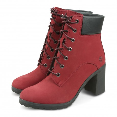 ALLINGTON 6IN LACE UP SYRAH