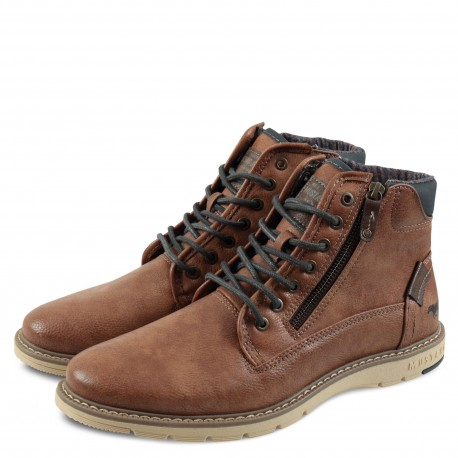 MEN LACE UP SHOES