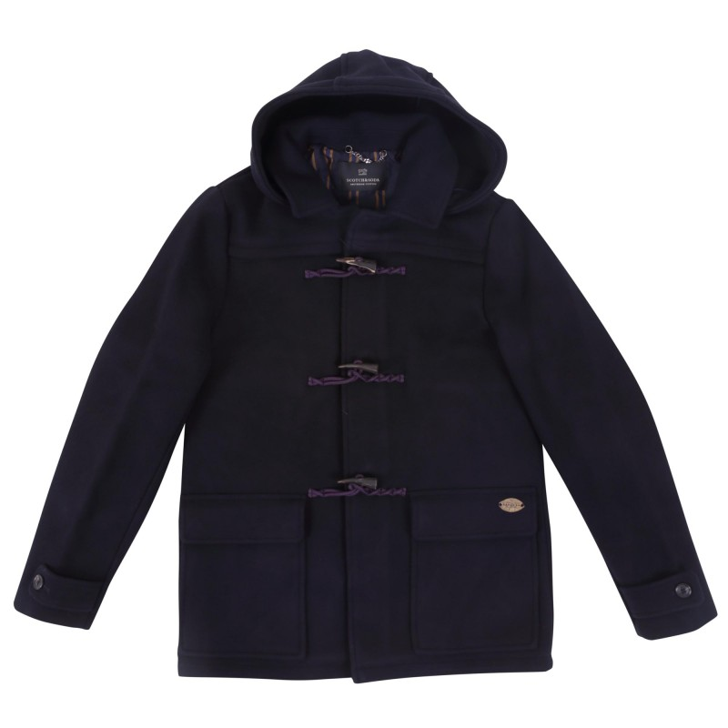 CLASSIC DUFFLE COAT IN WOOL