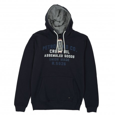 MEN SWEATER HOODED