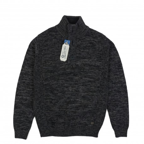 MEN KNITWEAR COLLAR