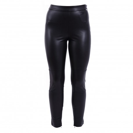 LEGGINGS- BONDED JERSEY