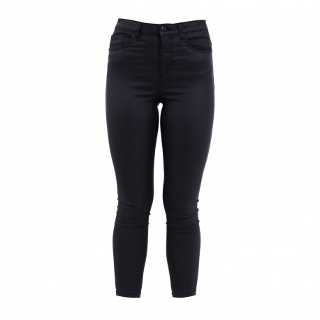 VMSOPHIA HR SKINNY COATED PANTS